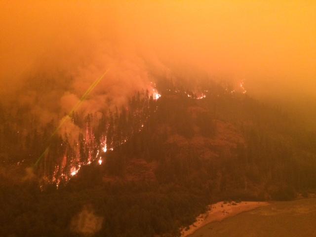 elaho-wildfire